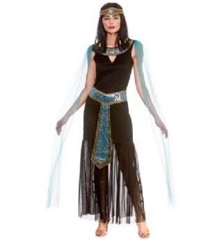 Princess Cleoepatra  Plus Size Costume (EF2263)